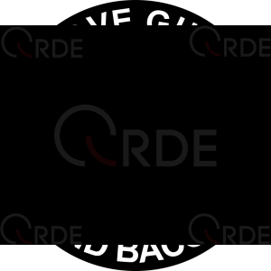 "Naklejka wycinana ""I love Guns and Bacon"""