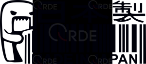 "Naklejka wycinana ""Made In Japan"""